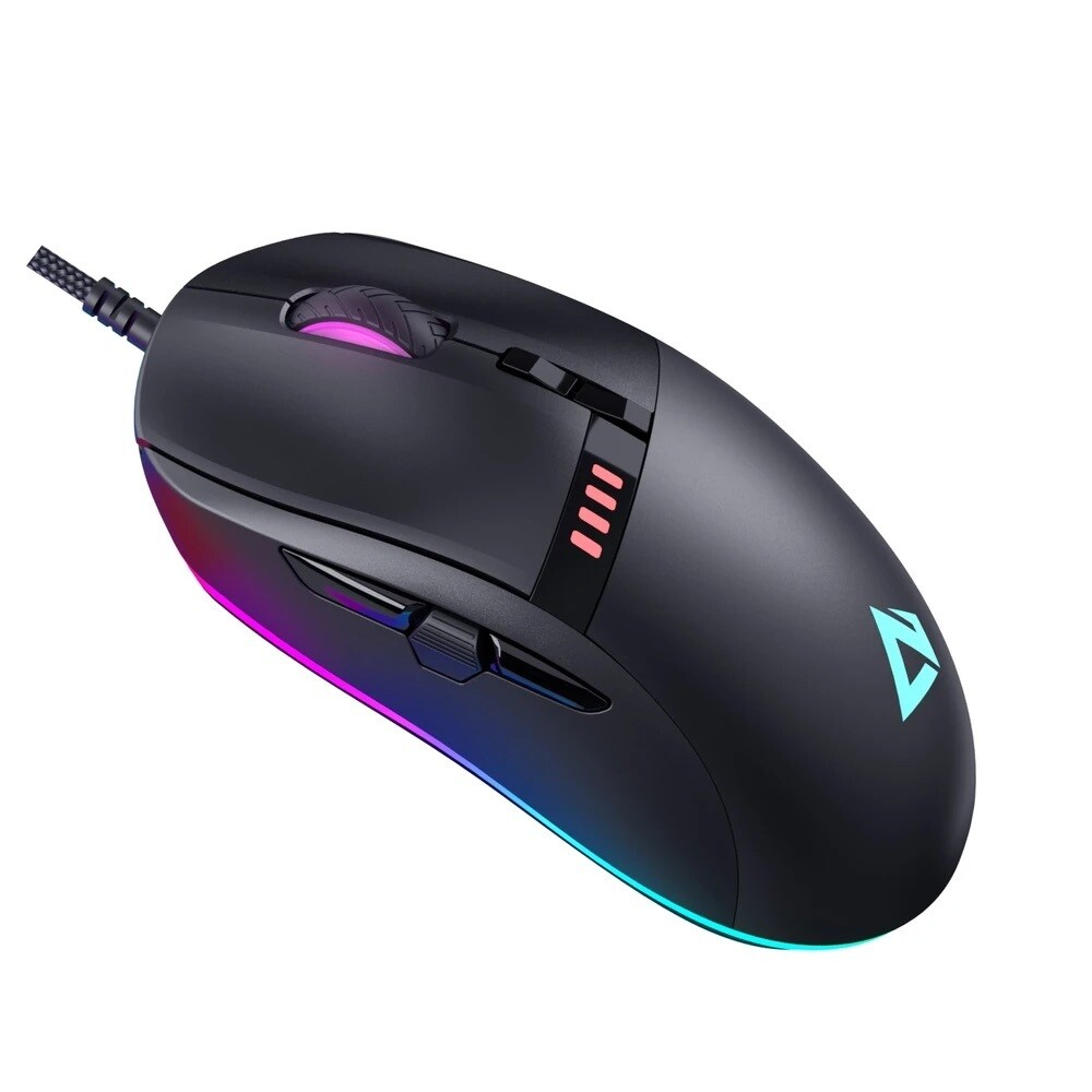 AUKEY Knight RGB Gaming Mouse 10000 DPI resolution con cable