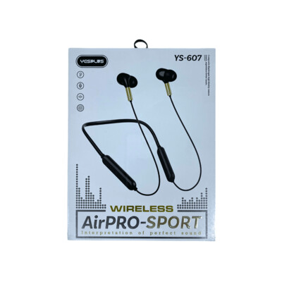 Audifonos YESPLUS Wireless Gaming Headphone / YS-607