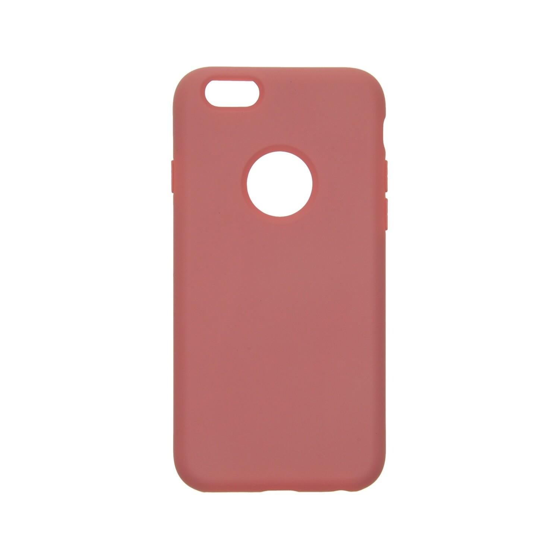 Estuche EL REY Silicon Rosado Iphone 6 Plus