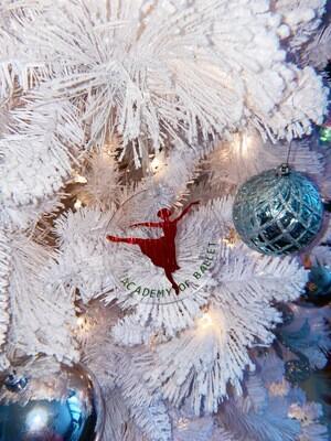 Clear flat AOB Ornament