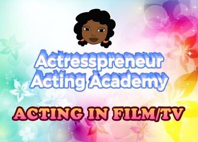 AAA: Acting on Camera
