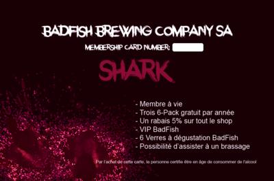 Membership Shark