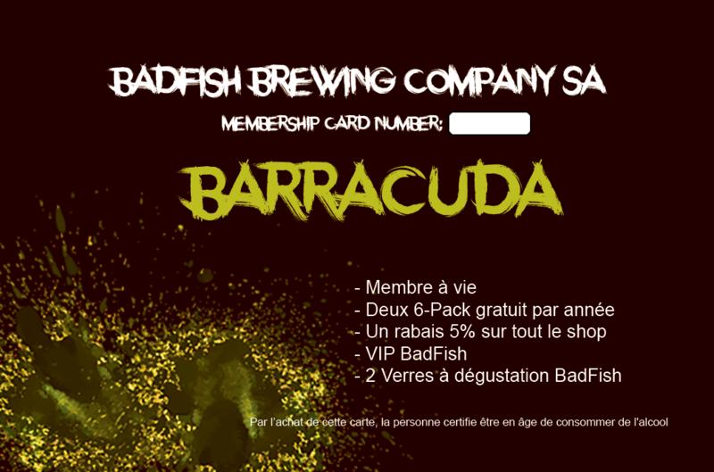 Membership Barracuda