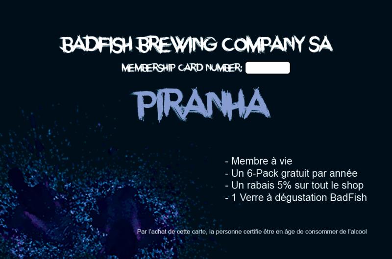 Membership Piranha