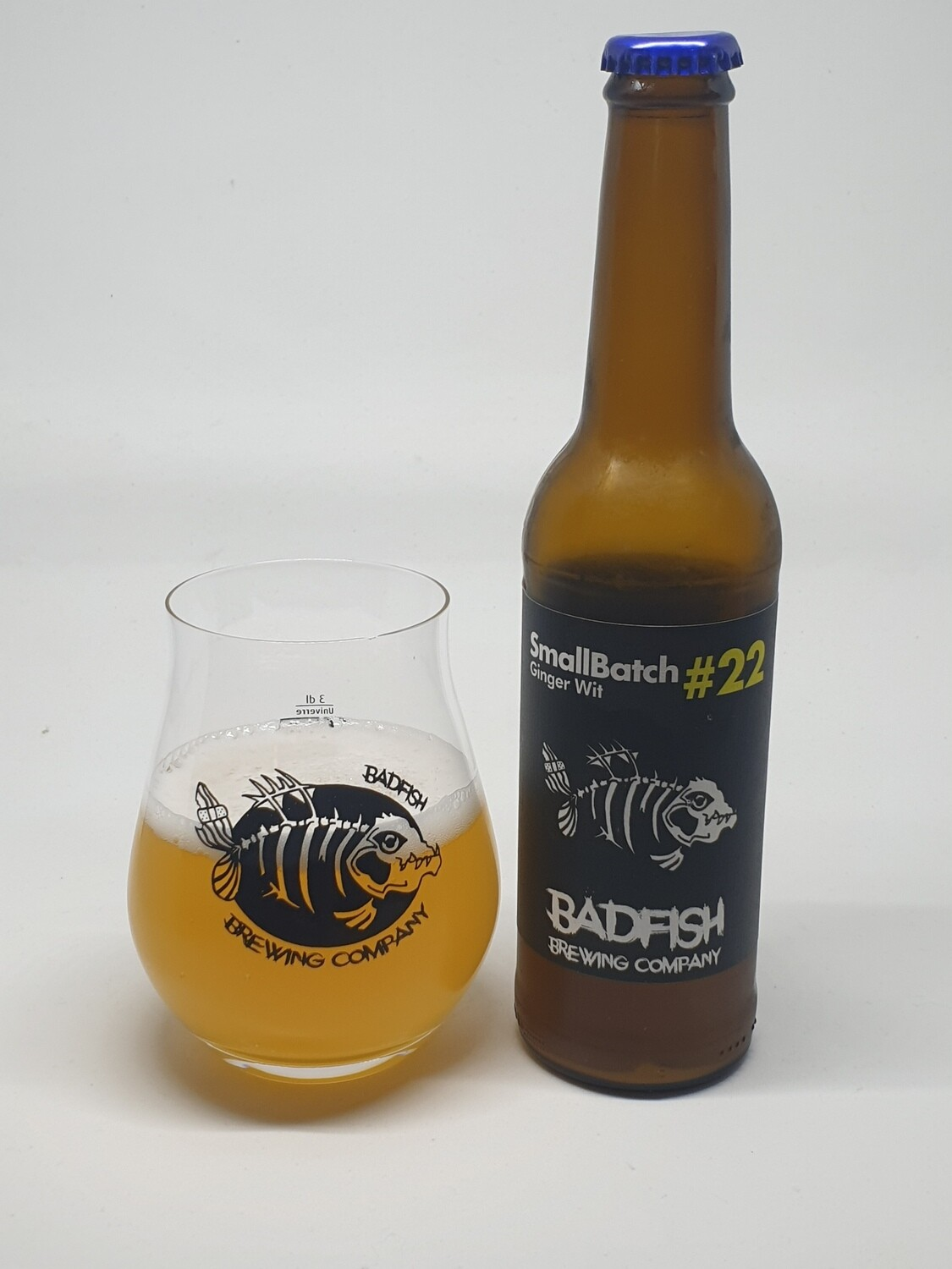 SmallBatch #22 - Ginger Wit