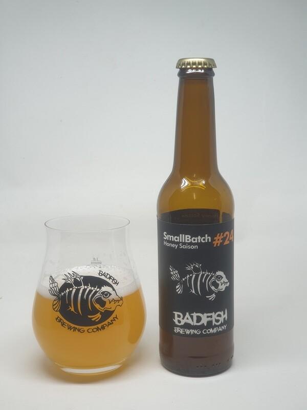 SmallBatch #24 - Honey Saison
