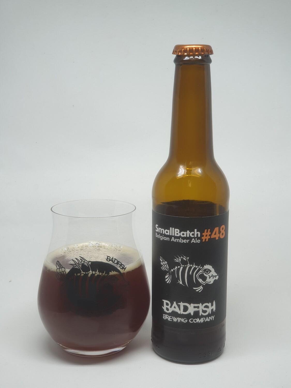 SmallBatch #48 - Belgian Amber Ale
