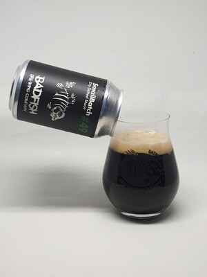 SmallBatch #49 - Dry Salted Stout