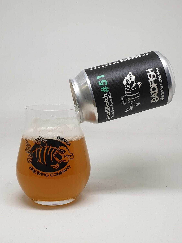 SmallBatch #51 - Columbus Pale Ale