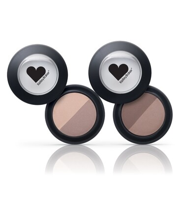Kelley Baker Brows Brow Powder Duo (BLONDE/BROWN)