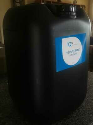 Disinfectant & Sanitiser in one 25 Litre