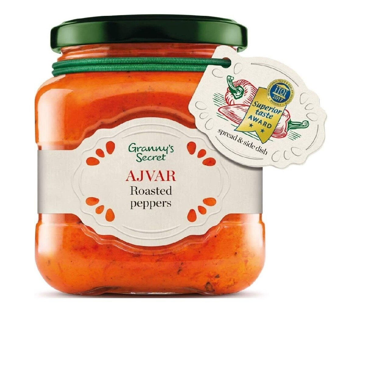 ​Ajvar Roasted Red Pepper Relish, 200g