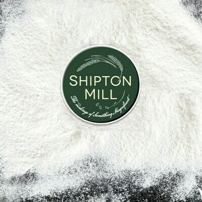 Shipton Mill, Soft Cake and Pastry Organic White Flour (117), 1kg - bring a container