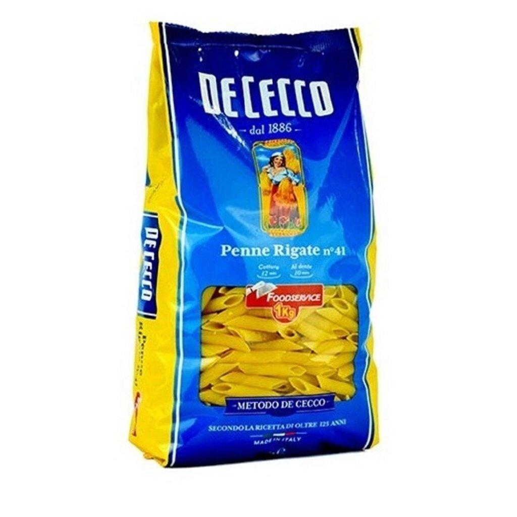 Pasta - De Cecco Penne Rigate N.41, 1kg