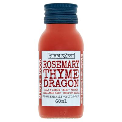 Mind + Mood:  Rosemary, Thyme & Dragon Fruit