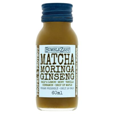 Propel + Protect: Matcha, Moringa & Ginseng