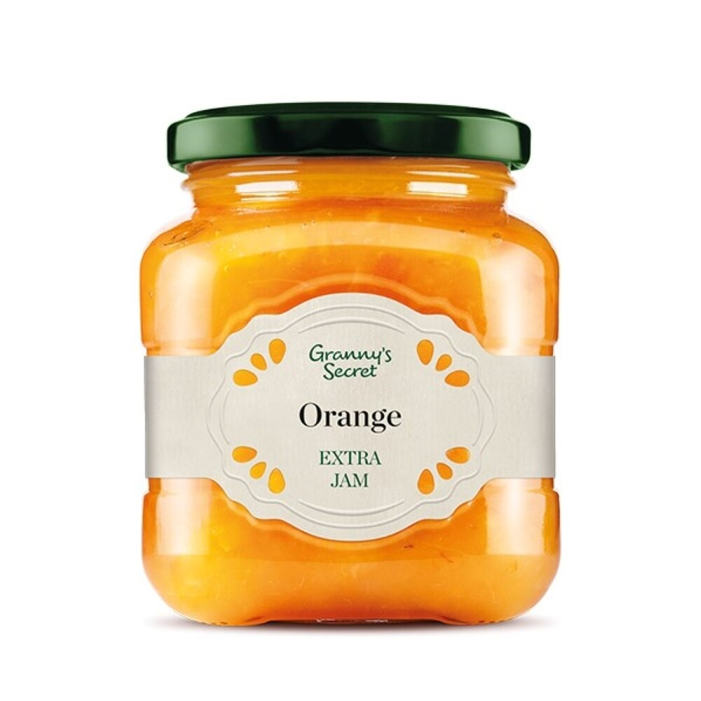 Granny's Secret Orange Jam, 375g