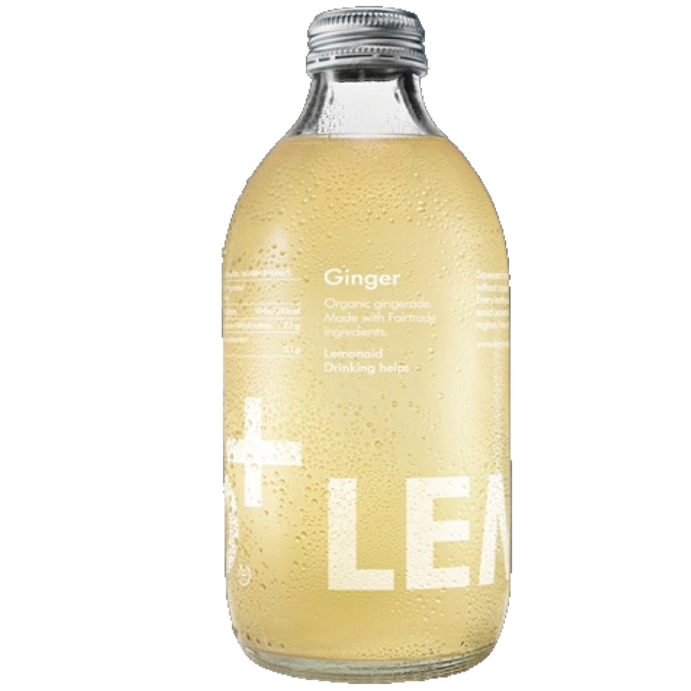 LemonAid - Ginger Drink, 330ml