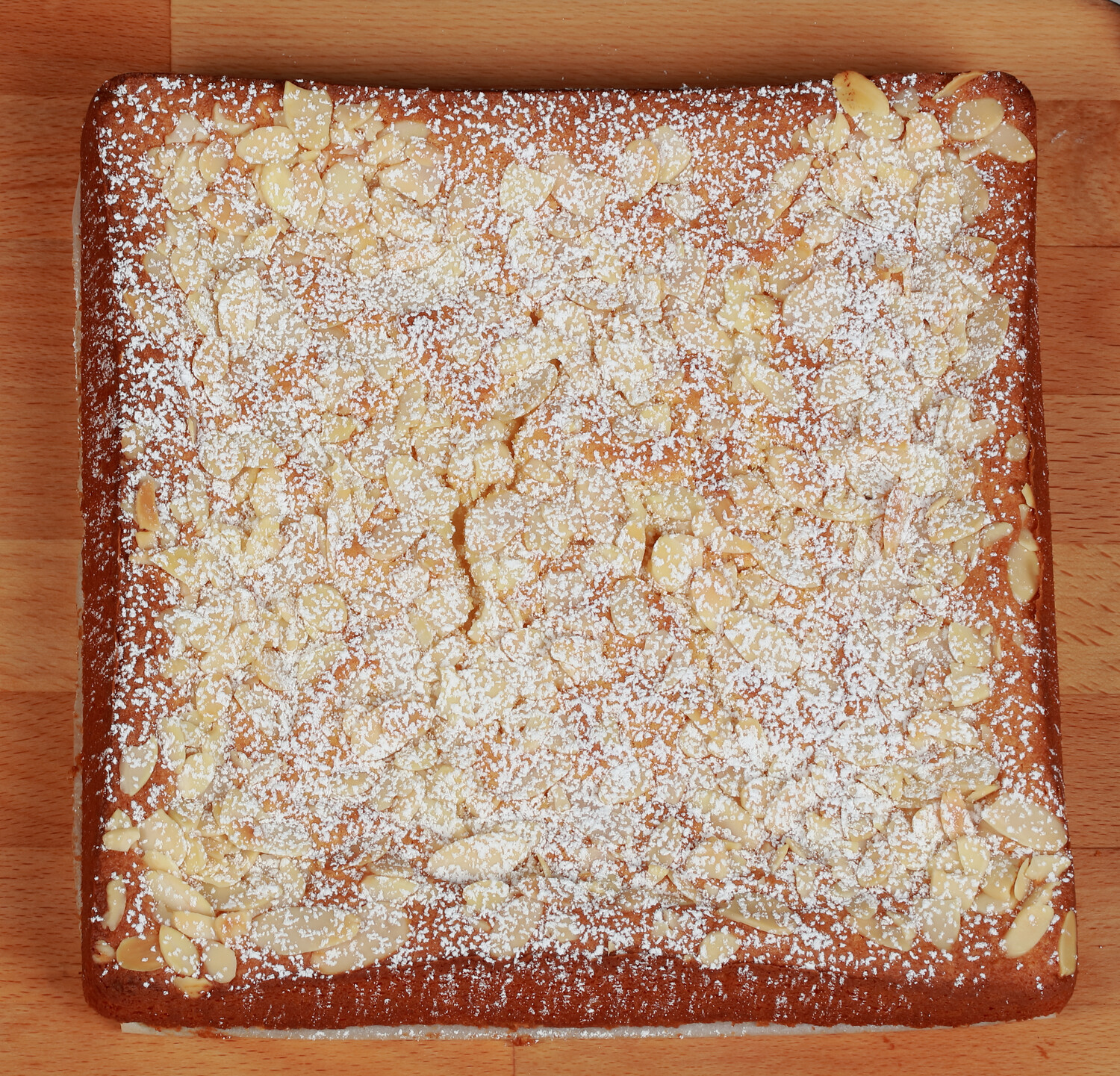 Lemon, Almond and Ricotta Cake, Gluten free