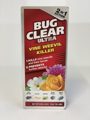 Bug Clear Ultra Concentrate