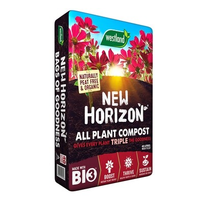 New horizon - Peat Free Compost