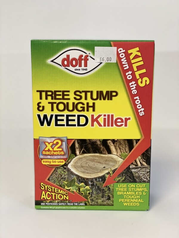 DOFF tree stump Killer