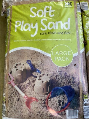 Soft Play Sand