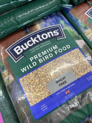 20kg Premium Wild Bird Food