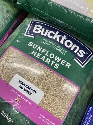20kg Sunflower Hearts