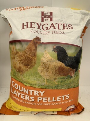 Heygate Layers Pellets Chicken Feed