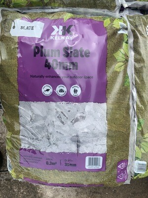 Kelkay Plum Slate 40mm