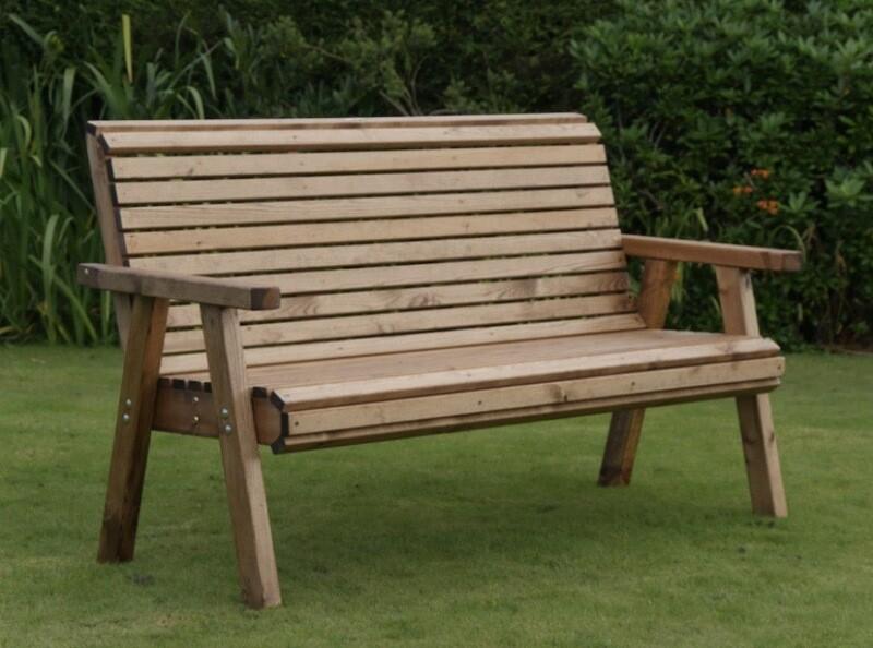 Garden Bench (3 Seater)