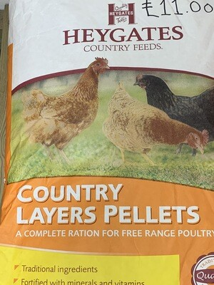 Country Layers Pellets