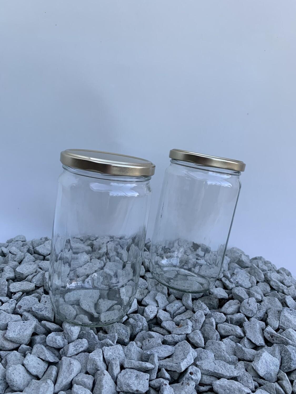 Glass Jars 720ml