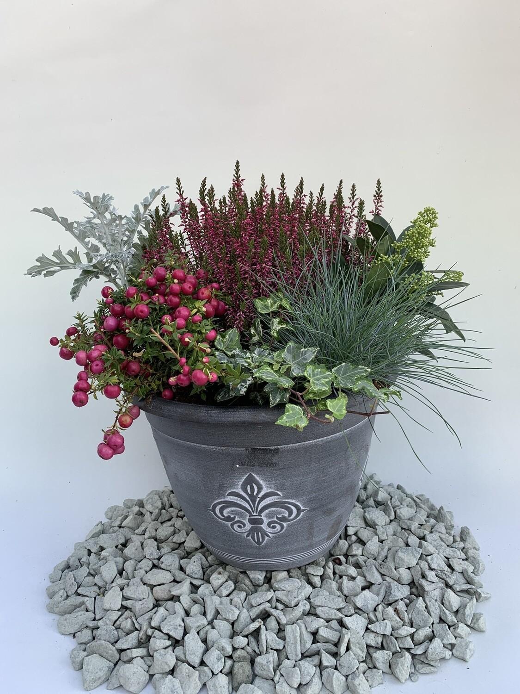 Seasonal Planted Tubs