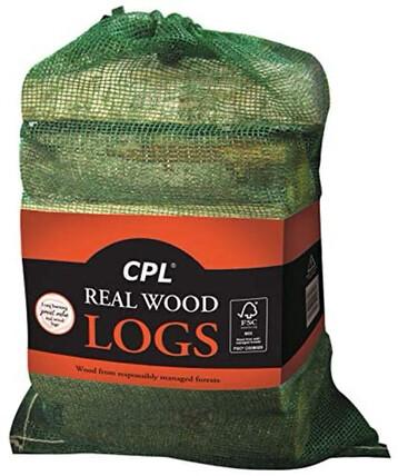 Real Wood Logs