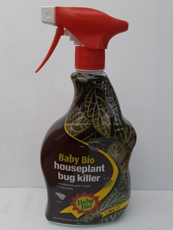 Baby bio bug killer