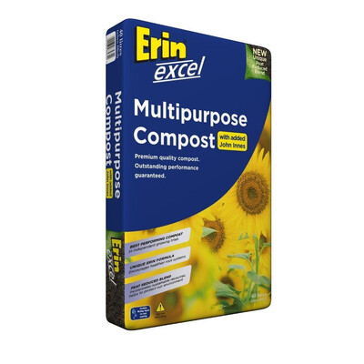 Erin Multi Purpose Compost with Added John Innes