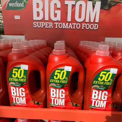 BIG TOM Tomato Food