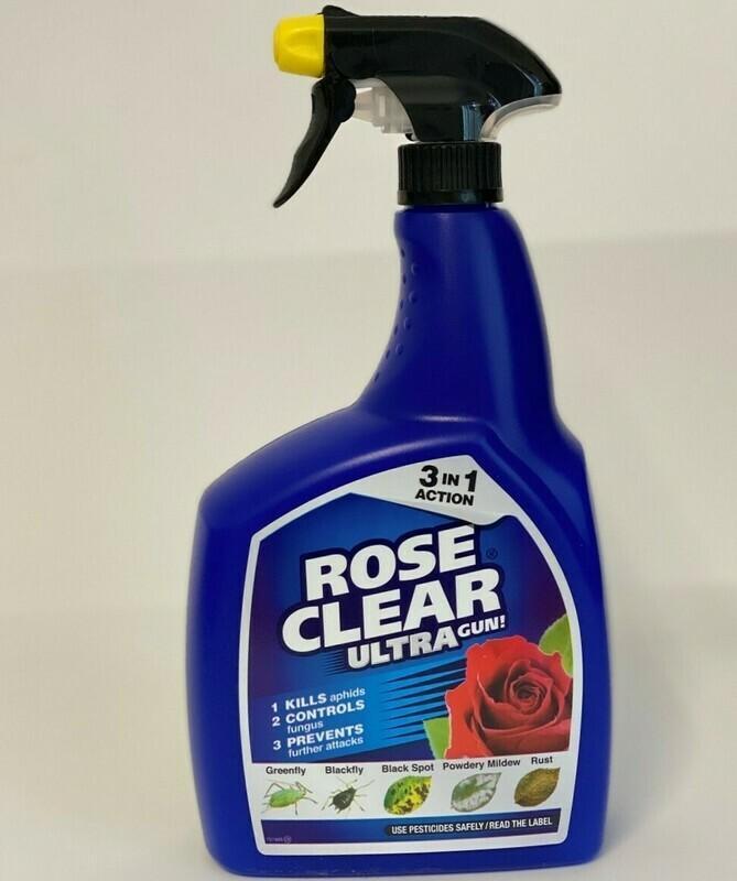 Rose Clear Ultra Gun