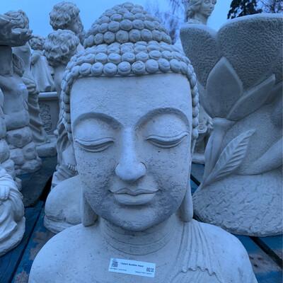 Stone Studio  Buddha Head