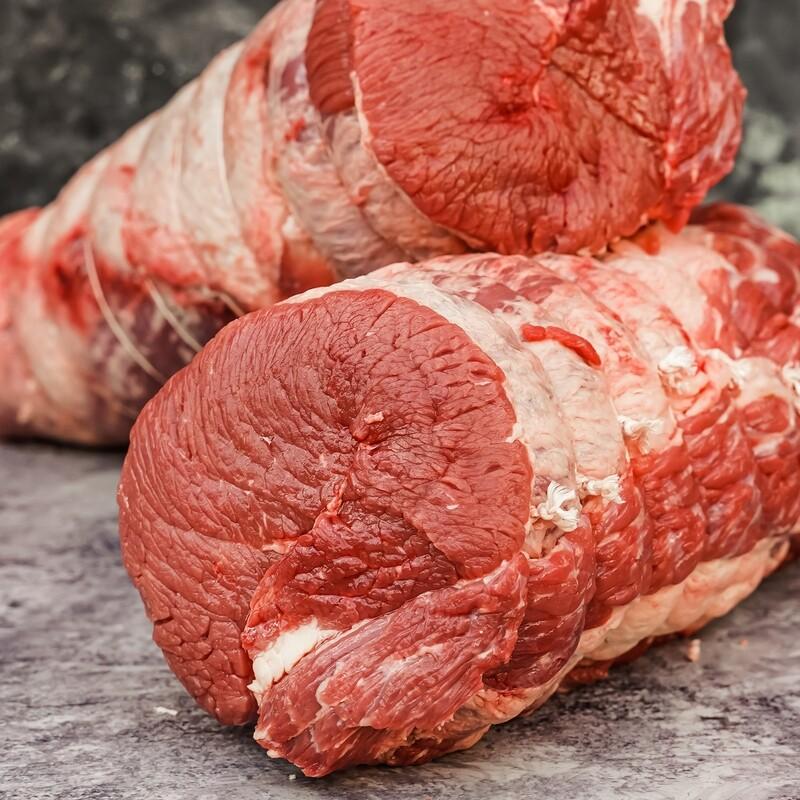 Prime British Rolled Brisket of Beef