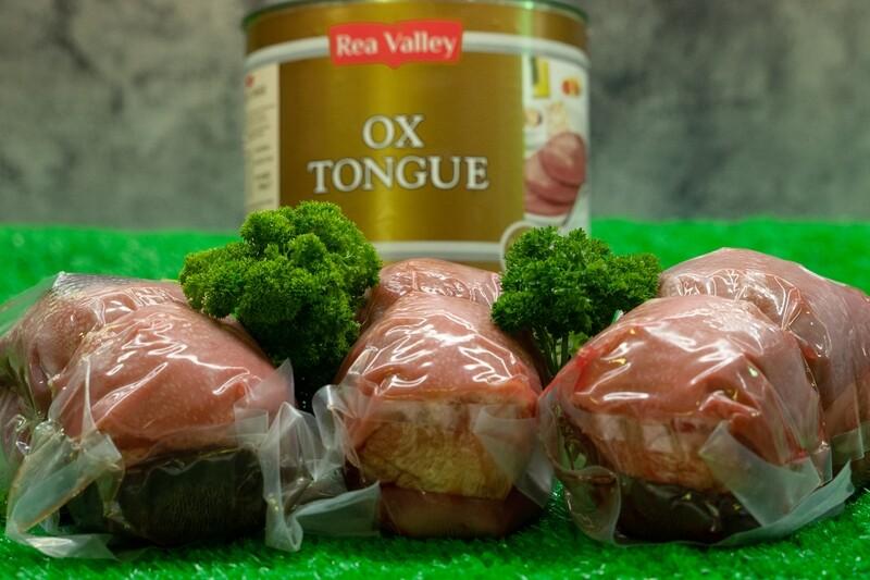 Fresh Ox Tongue