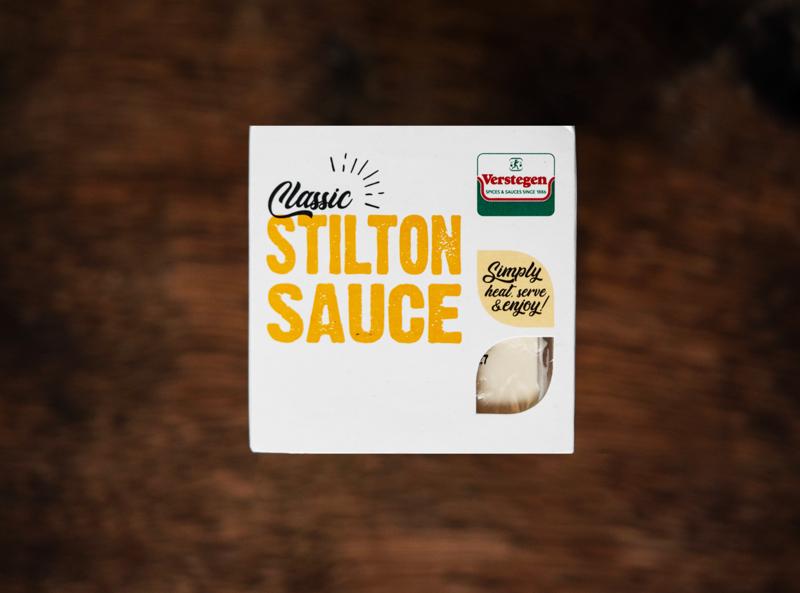 Stilton Sauce