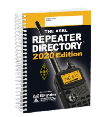 Repeater Directory 1267 *SALE $12.99 SEVIERVILLE HAMFEST SPECIAL*