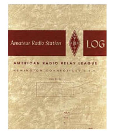 ARRL LOG BOOK 1250