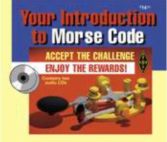Intro to Morse Code CD  8314