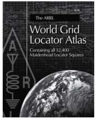 World Grid Locator Atlas  2944