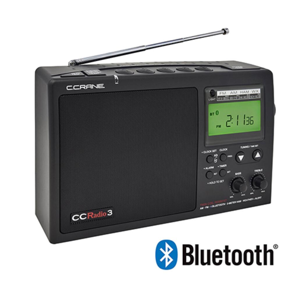 C.CRANE  CC RADIO 3