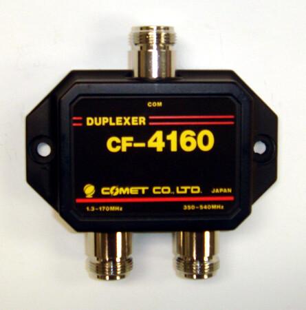 COMET CF-4160N DUPLEXER